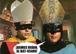 Enlace a El día que Batman se volvió religioso