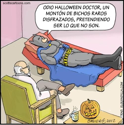Otros - El trauma que sufren algunos en Halloween