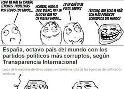 Enlace a Así va España, ¿el país más corrupto?