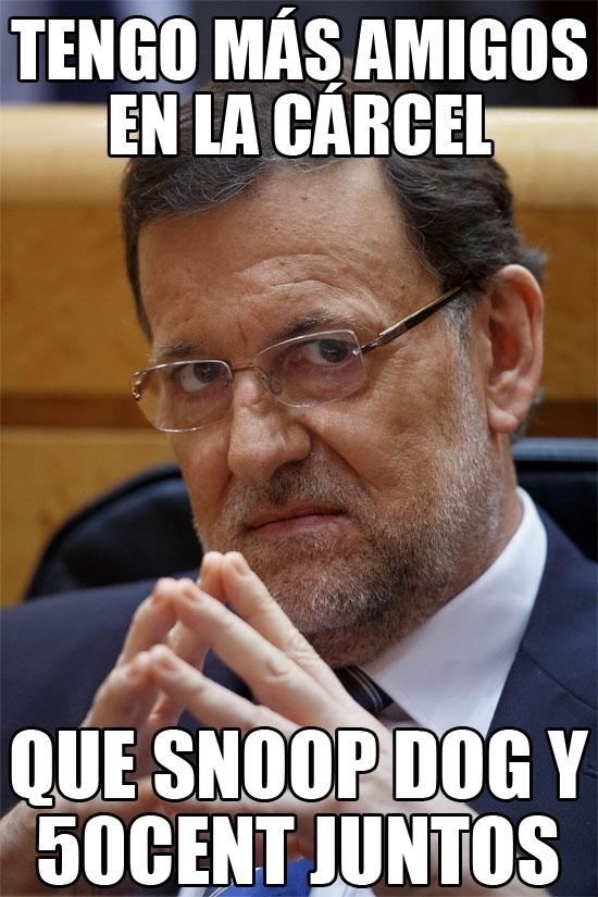 Meme_otros - Rajoy y sus amigos