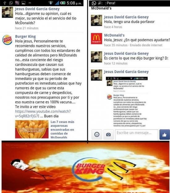 Yao - Desatando la guerra de comida rápida