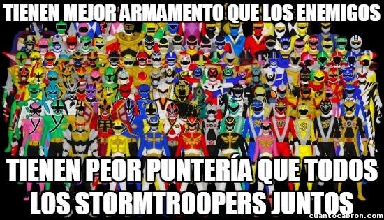 Meme_otros - Si hay alguien que tiene peor puntería que los Stormtroopers...