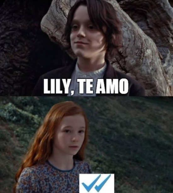 Meme_otros - Snape, mensaje visto y leído