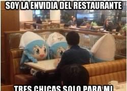 Enlace a La envidia de todo el restaurante