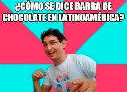 Enlace a Las barras de chocolate de América del Sur