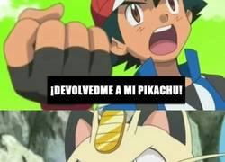 Enlace a Y así fue cómo Ash no volvió a ver a Pikachu nunca más