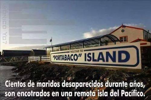 Meme_otros - Como la isla de Lost, pero para maridos desaparecidos