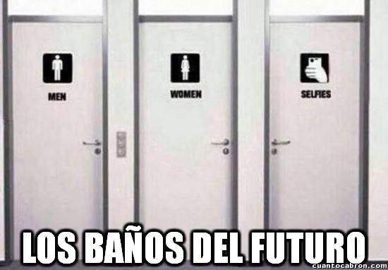 Meme_otros - Asíi serán los baños del futuro