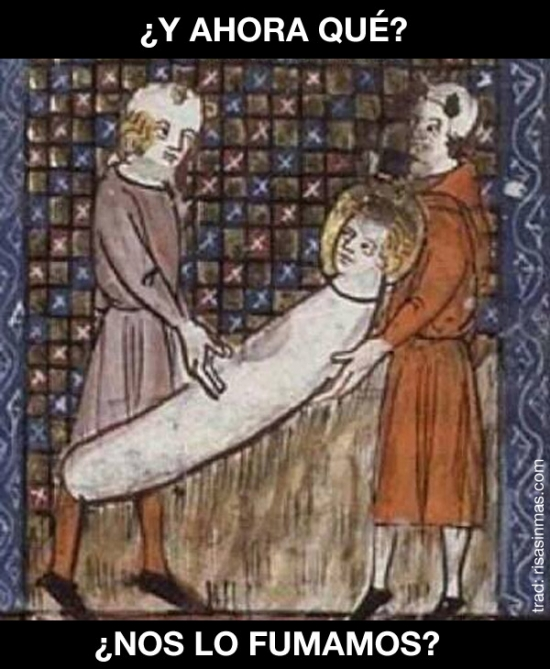 Meme_otros - Algunas obras de arte antiguas parecen no tener el más mínimo sentido