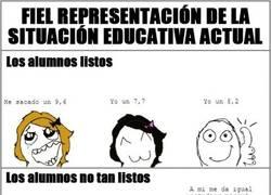 Enlace a Así está el panorama educativo español