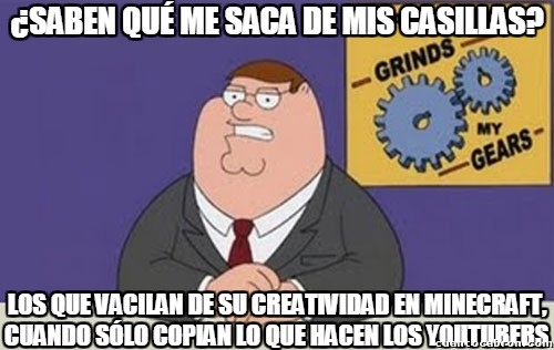 Peter_griffin - Plagiadores orgullosos everywhere