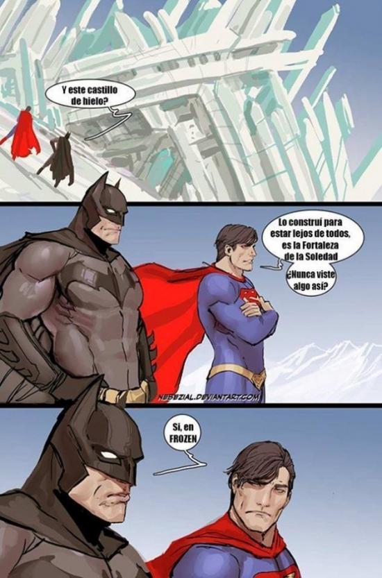 Otros - Batman sabe lo que se dice