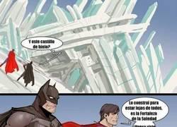 Enlace a Batman sabe lo que se dice