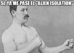 Enlace a No quisieras ser el Alien cuando él esté con el mando