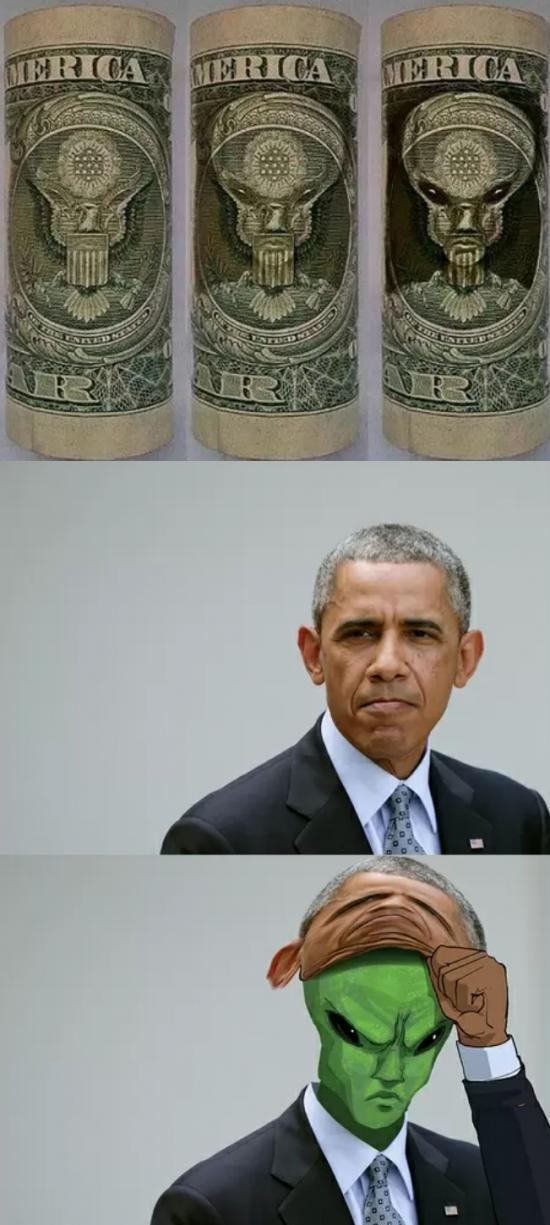Not_bad - Creo que Obama tiene que revelar un secreto a la humanidad