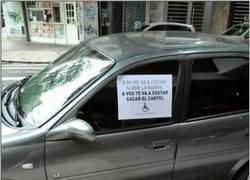 Enlace a Eso pasa por aparcar dónde no debes