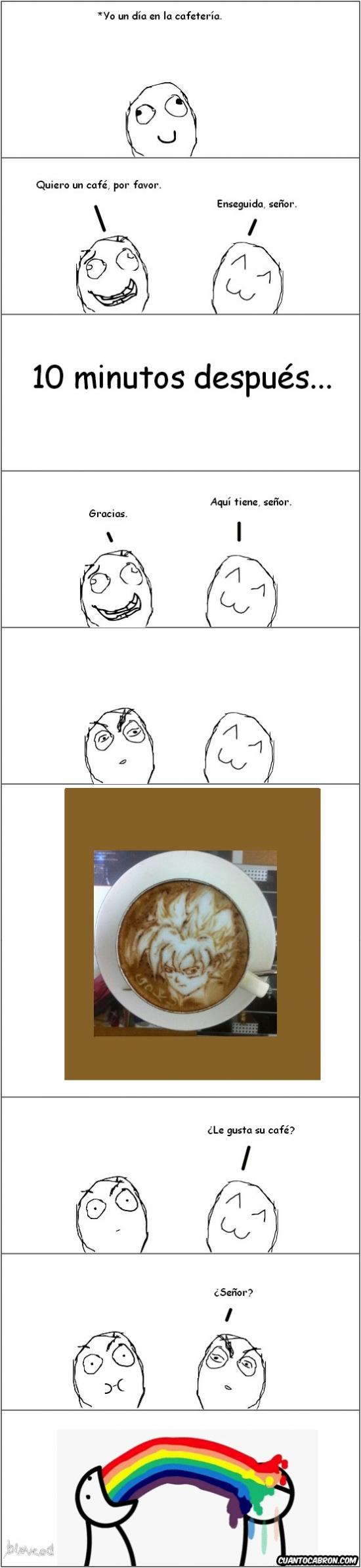 Puke_rainbows - La mejor cafetería del mundo