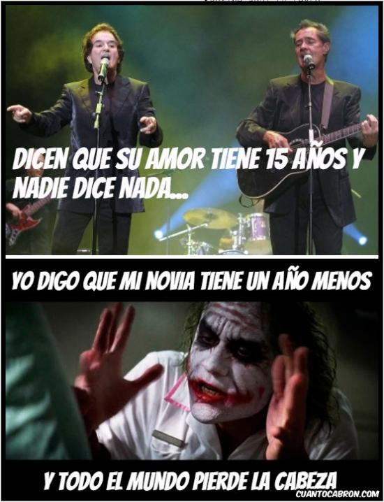 Joker - El doble rasero de la sociedad con El Dúo Dinámico y las demás personas