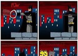 Enlace a No todo en la vida de Batman podía ser detener a los malhechores