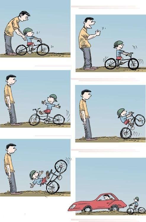 Otros - Cuando te das cuenta del talento de tu hijo y tú no quieres quedar atrás