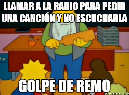 Golpe_de_remo - Si llamas, al menos escucha la canción que has pedido