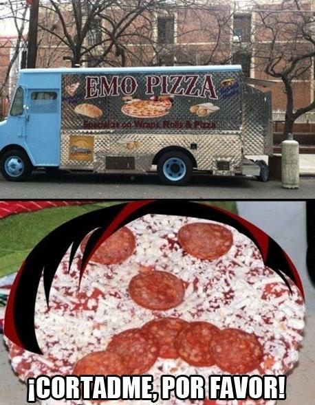 Meme_otros - La pizza más deprimente que verás