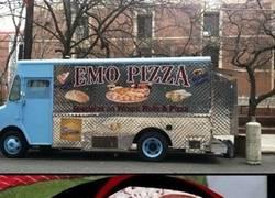 Enlace a La pizza más deprimente que verás