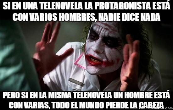 Joker - La lógica de los televidentes