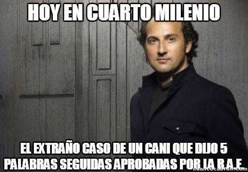 Cuarto_milenio - La Real Academia Española y su enemigo más acérrimo