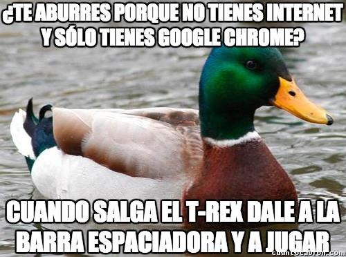 Pato_consejero - Un secreto de Google Chrome que poca gente conoce