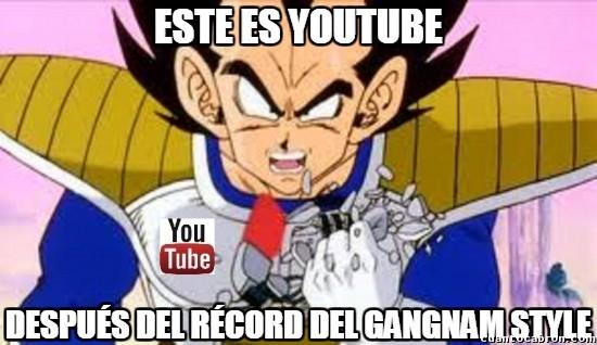 Meme_otros - Psy y sus récords que complican la vida a Youtube