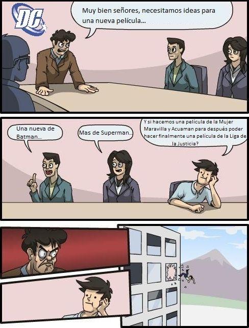 Otros - Algún día DC comics entenderá qué queremos los fans de verdad