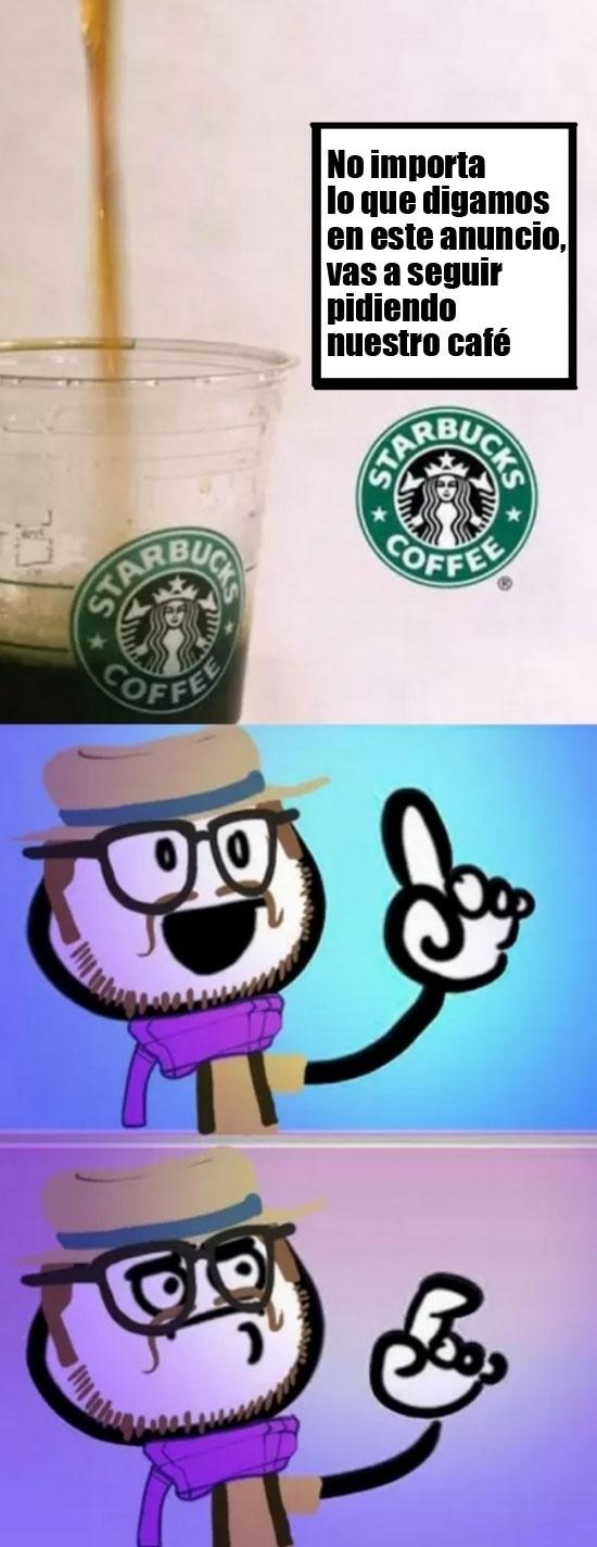 Otros - Hagas lo que hagas, en Starbucks saben que no podrás dejar de visitarlos