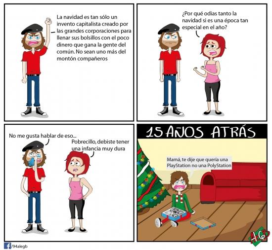 Otros - Así nacen ''los grinch'' de la Navidad