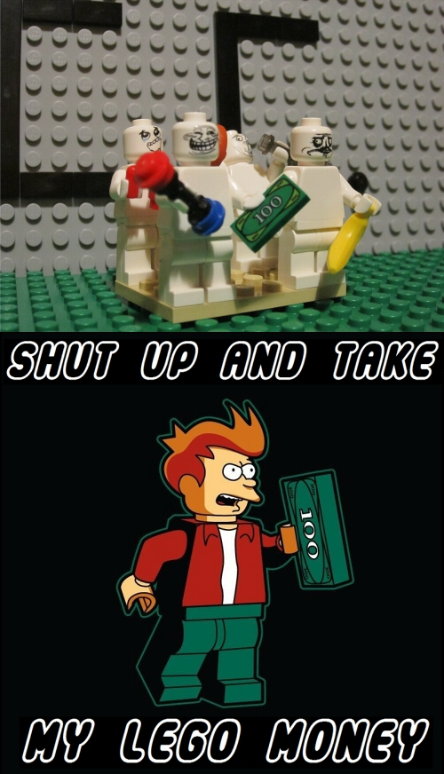 Fry - Ya sé qué pedir a los Reyes Mememagos