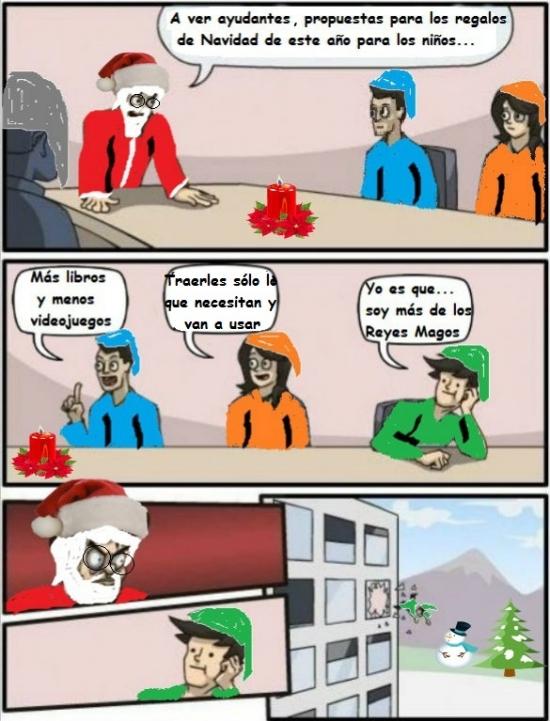 Otros - ¿Propuestas de regalos para Papá Noel?