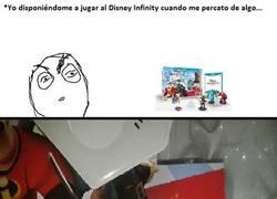 Enlace a La traducción no es el punto fuerte del Disney Infinity