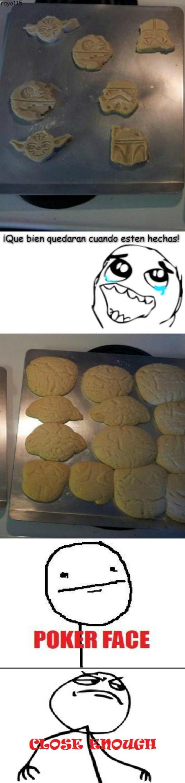 Fuck_yea - No intentes hacer galletas de Star Wars si no tienes ni idea