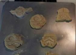 Enlace a No intentes hacer galletas de Star Wars si no tienes ni idea