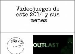 Enlace a Videojuegos de este 2014 y sus memes
