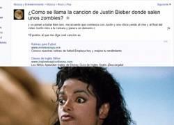 Enlace a Michael Jackson se debe estar retorciendo en su tumba