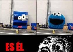 Enlace a ¡El monstruo de las galletas es real!