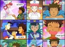Enlace a Brock debería ser el dios de los Forever Alone