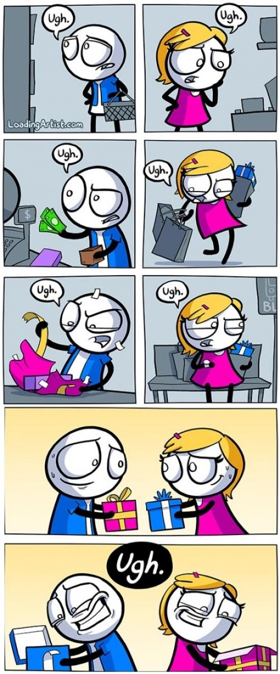 Otros - Esto pasa cuando no te gusta un regalo o no sabes que regalarle