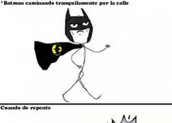 Enlace a Batman, el único testigo