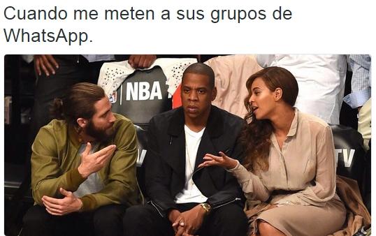 Meme_otros - Acéptalo, ya te ha pasado, y odias los grupos de Whatsapp tanto como yo