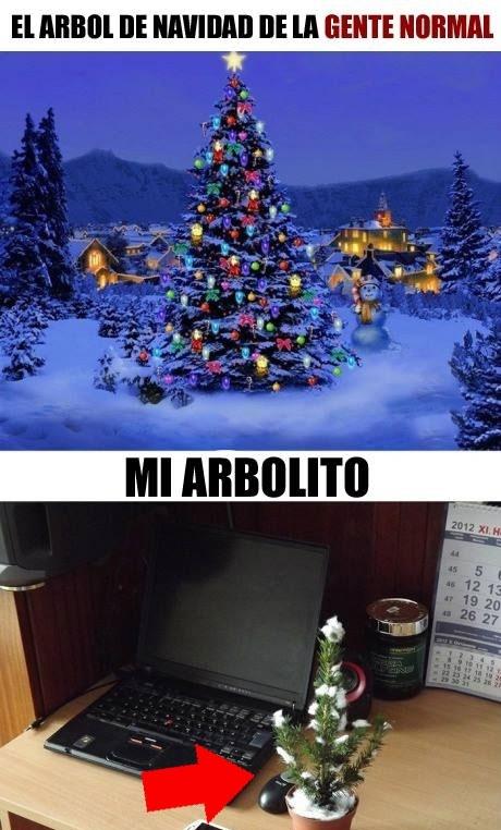 Otros - Mi árbol de Navidad igual no està tan currado, pero yo lo quiero