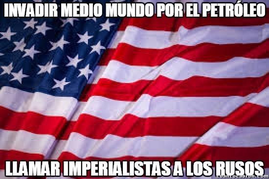 Meme_otros - La doble moral estadounidense