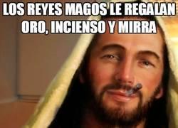 Enlace a Los Reyes Magos no acertaron mucho con los regalos al niño Jesús