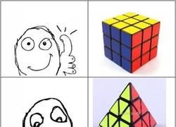 Enlace a Lo del cubo de Rubik se nos ha ido por completo de las manos